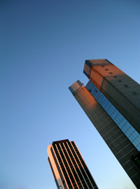 ふたつのビル